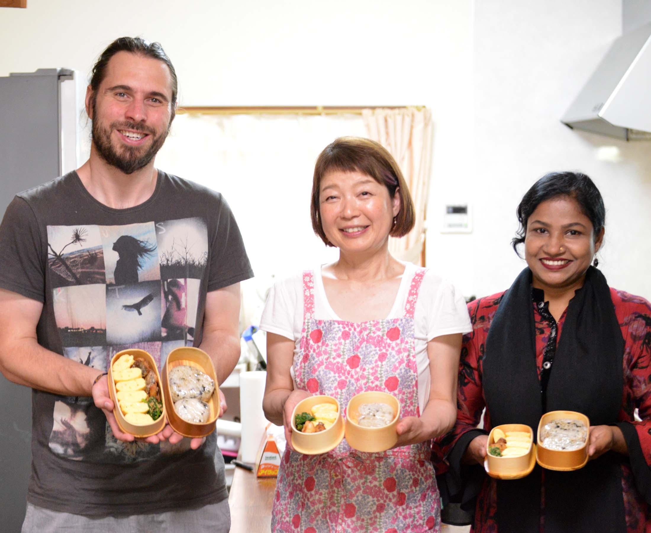 日本食コンシェルジェ 西本敦子のお楽しみ料理教室