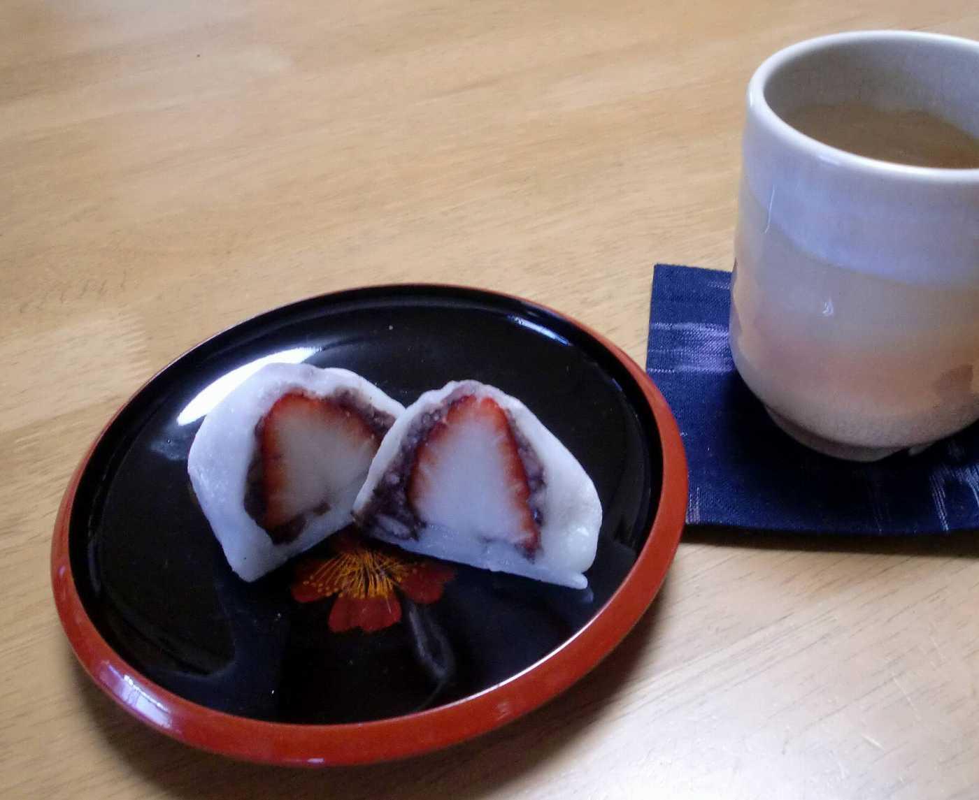 E.T's  Japanese sweet dumpling