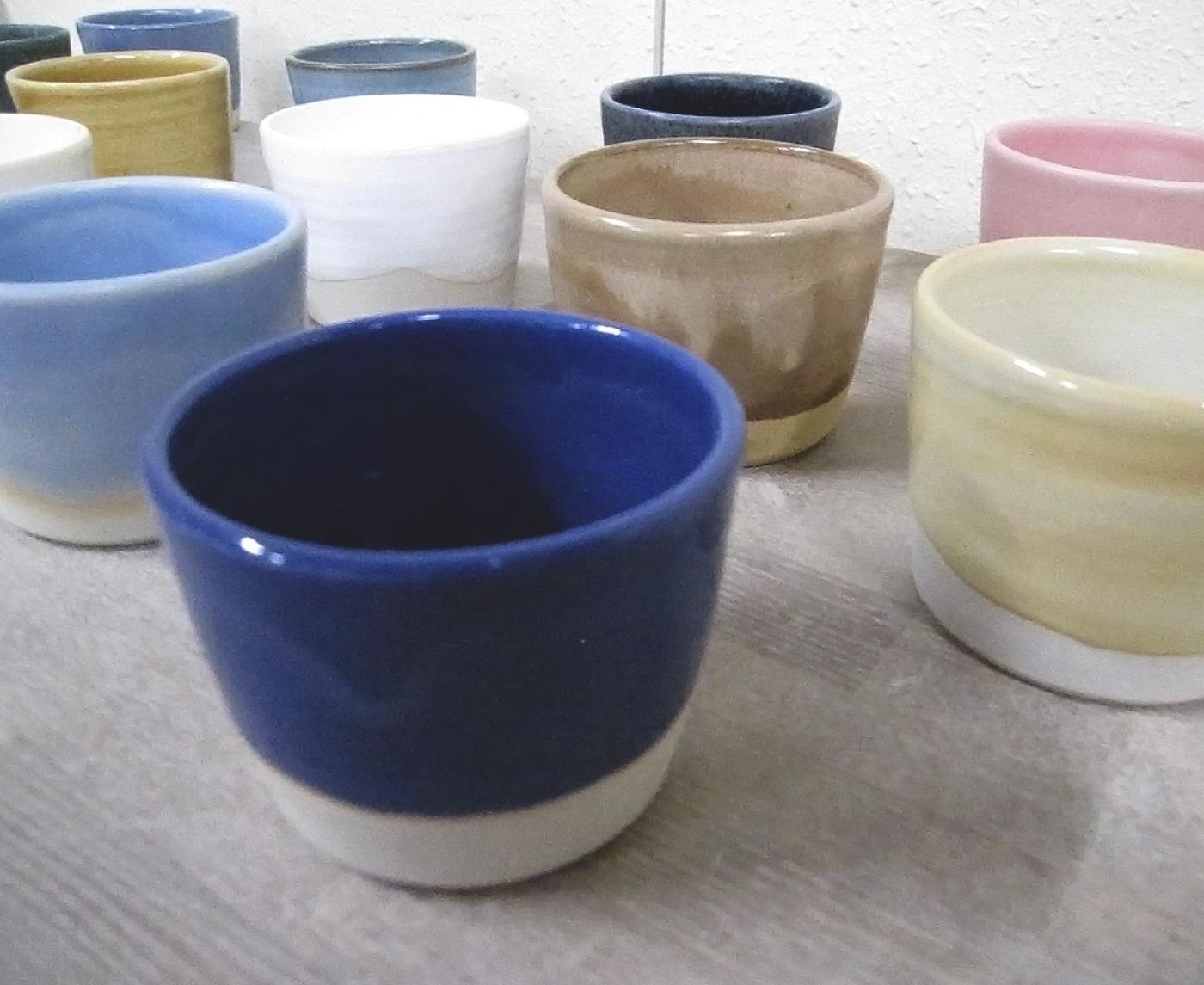 ご縁を結ぶ陶芸体験