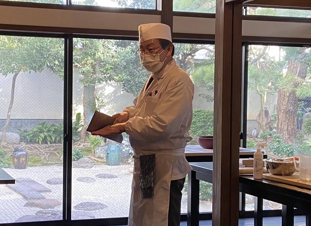土曜日 5/22,6/19限定!老舗料亭で松江の匠と楽しむ蕎麦打ち&試食体験と予約制蕎麦懐石を堪能!